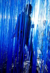 Pénétrable bleu, Jesús Rafael Soto