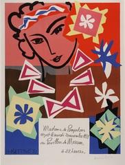 Madame de Pompadour, Henri Matisse