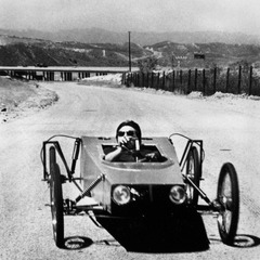 B-Car, Saugus California, Road Test, Chris Burden