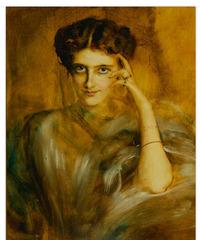 Lady Curzon, Franz von Lenbach