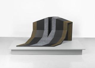 Tunic (folded), Diane Simpson