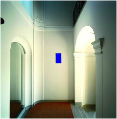 Installation shot Villa Panza, Italy, Alfonso Fratteggiani Bianchi