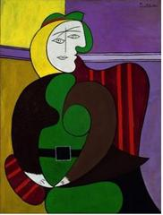 The Red Armchair, Pablo Picasso