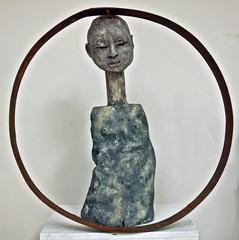 Circle Woman, Elizabeth Featherstone Hoff