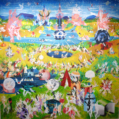 The Garden of Earthly Delights , Korakrit Arunanondchai