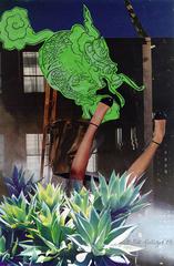 Girl in the Cactus, Kathy Mas-Gallegos