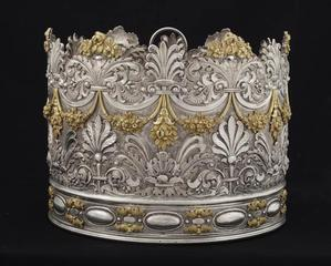 Italian, Torah Crown,