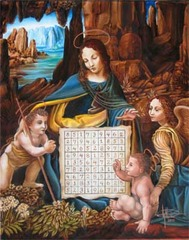 The Past Decoding Sudoku, Lynn Marie Greaves