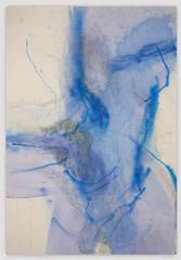 Fire by Days Blues VI, Rita Ackermann