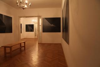 Exhibition view, Gili Mocanu