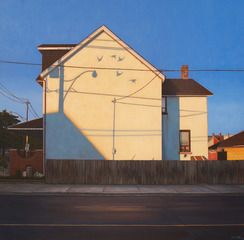 Yellow house , Sean Yelland