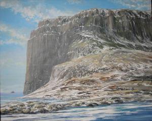 Cape Northhumberland, Beachy Island Nanuvit , Anthony J. Batten
