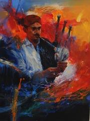 (2) Sindhi Piper, Mohammad Ali Bhatti