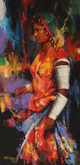 (6) Kolhe Girl, Mohammad Ali Bhatti