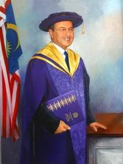 (24) Mahathir Mohammad, Mohammad Ali Bhatti