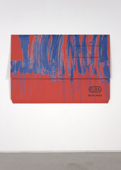 Untitled (ELBA Red, Blue), Scott Myles