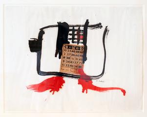 Bingo, Helen Frankenthaler