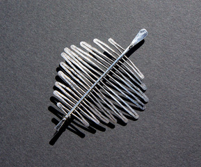 Brooch, Harry Bertoia