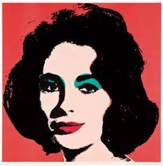 Liz, Andy Warhol