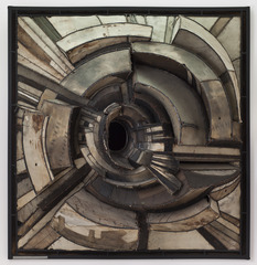 Untitled,Lee Bontecou