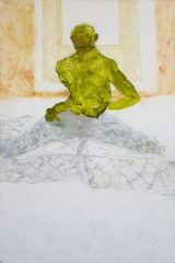 Acrobat, Jennifer Packer