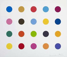 Esculetin,Damien Hirst