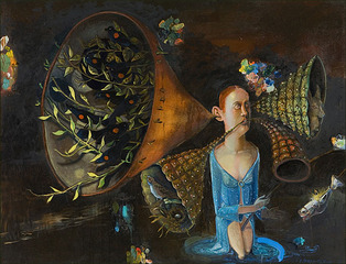 Crown (detail), Eleanor Spiess-Ferris