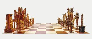 Het Schaakspel, Vic Gentils