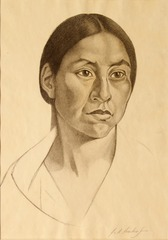 Taos Woman, Eve Mirabel Gomez, Joseph Imhof