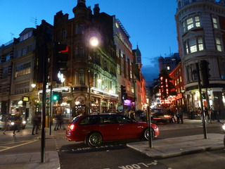 Nightlife in London, Louise Weinberg
