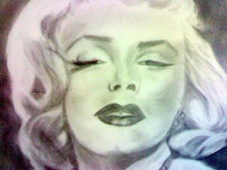Marilyn Monroe, Maria del Carmen Giner Mateu