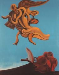 Monument aux oiseaux  , Max Ernst