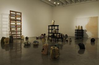 Gallery View from MFA Thesis Show, Scott Jamieson