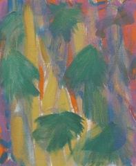 Arii Matamoe (The Royal End, After Gauguin), Mel Davis