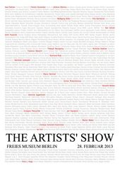 The Artists\' Show // SYNEKDOCHE,