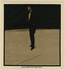 James Abbott McNeill Whistler , William Nicholson