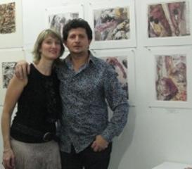 , Jorge Posada and Marleen Poels