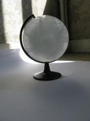 A 0°C Globe, Noor Nuyten