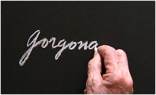 """Gorgona"" , Ana Marija Habjan"