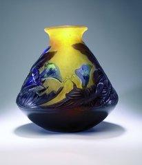Vase, Emile Gallé