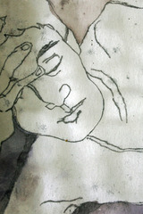 Memoirs of the third child (detail),Rose Rigley