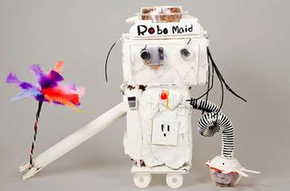 Robo Maid,