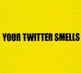 Your Twitter Smells, Adam Mars