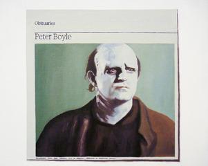 Obituary: Peter Boyle, Hugh Mendes