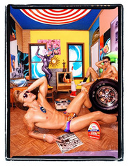 Hressg tndklse,David LaChapelle