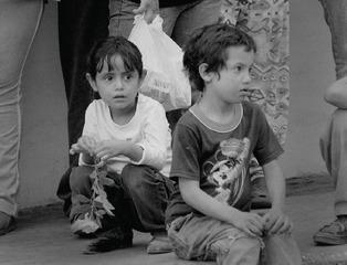 Juarez Kids: Murder Scene, Bruce Berman