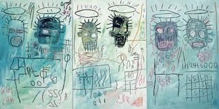 Six Crimee, Jean-Michel Basquiat