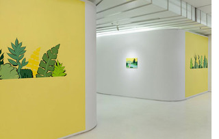 Installation View,Mark Mulroney