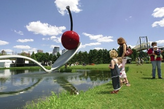 Minneapolis Sculpture Garden,