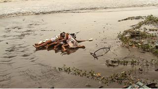Between the Waves, Tejal Shah